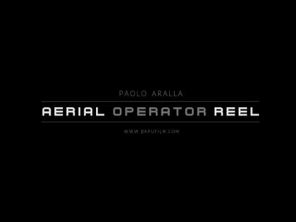 AERIAL OPERATOR REEL