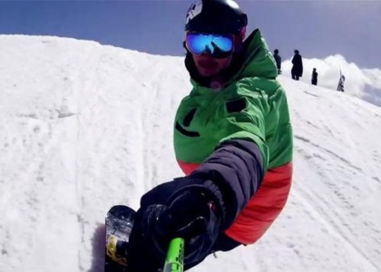 LES 2 ALPES SNOWBOARD 2012